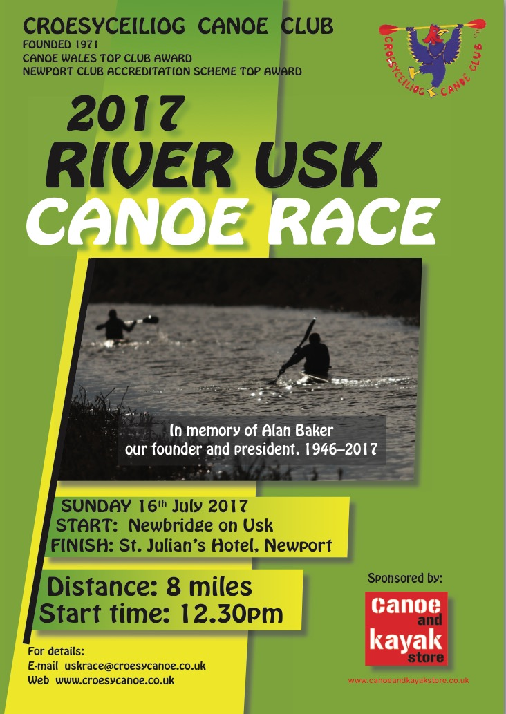 Usk River Race 2017
